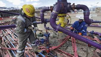 Licitarán áreas para la exploración y extracción de gas por fracking