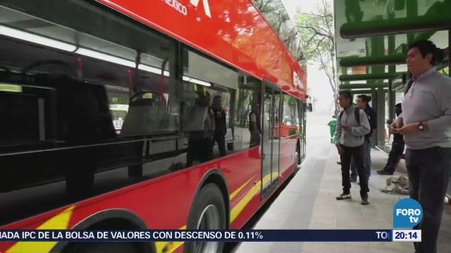 Línea 7 del Metrobús será cien por ciento incluyente