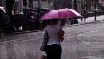 Lluvias intensas provocan encharcamientos en Reynosa, Tamauli