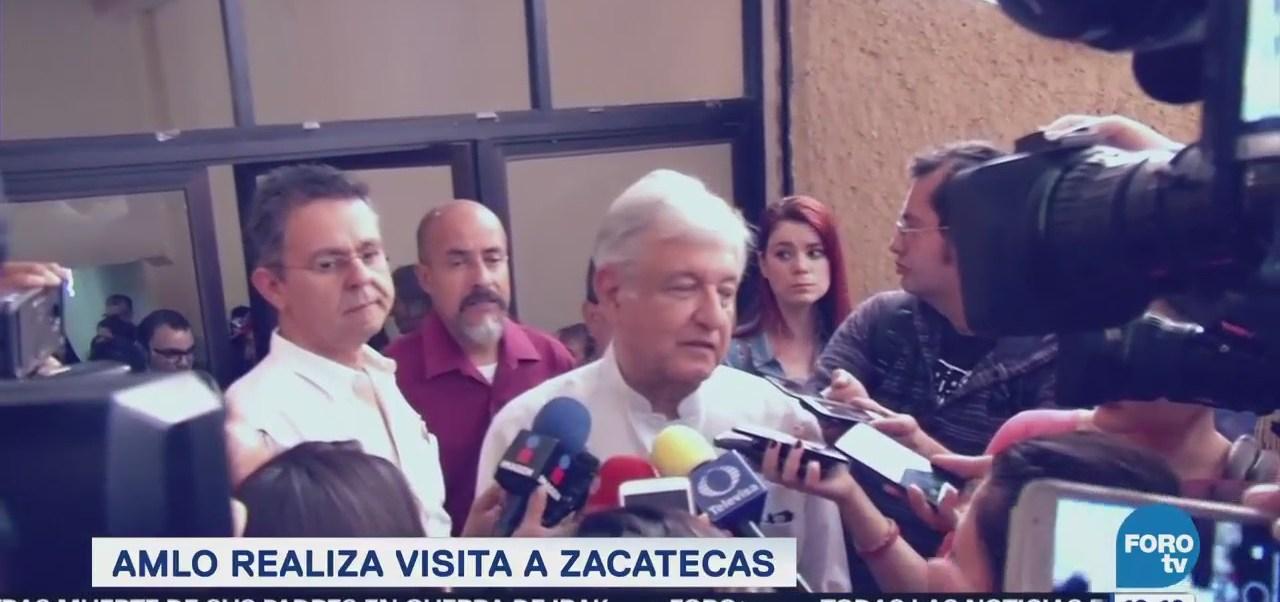 López Obrador Rechaza Debates Periodo Intercampaña