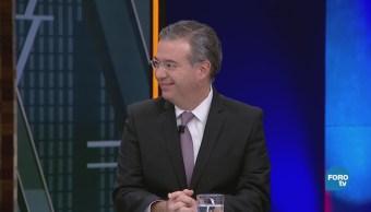 Los Alebrijes entrevistan a Alejandro Díaz de León, gobernador del Banco de México