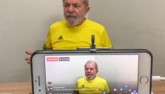 """Lula advierte puede convertirse en preso político y adversarios """"pagarán el precio"""""""