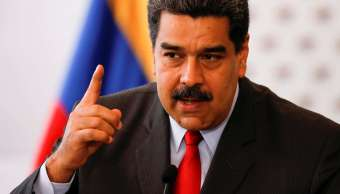 Maduro califica crimen lesa humanidad nuevas sanciones Estados Unidos