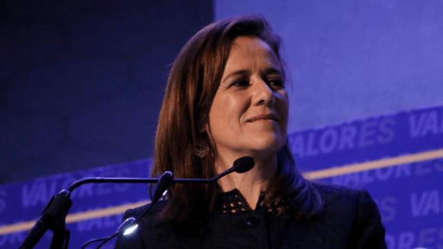 Margarita Zavala denuncia inequidad hacia independientes en recursos de campaña
