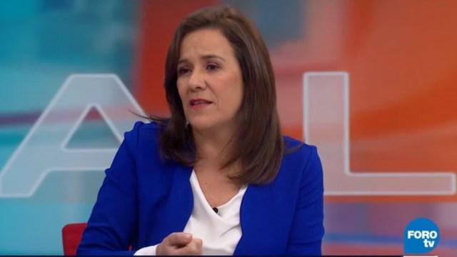 Margarita Zavala descarta alianza con los otros independientes