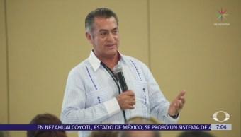 Margarita Zavala y Jaime Rodríguez acuden al INE para aclarar reporte de firmas