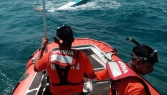 aseguran embarcacion con 300 kilos de cocaina en costas de quintana roo