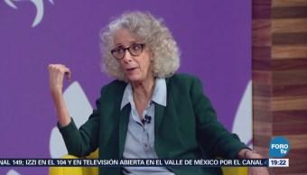 Marta Lamas habla del Día Internacional de la Mujer