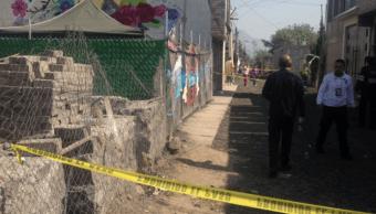 Matan a jefe policial cuando llegaba a su domicilio en Tláhuac
