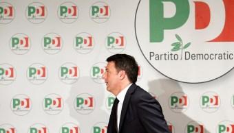 Matteo Renzi dimite a presidencia del Partido Democrático tras derrota en elecciones