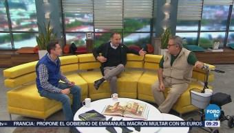 Matutino Express del 1 de marzo con Esteban Arce (Parte 4)