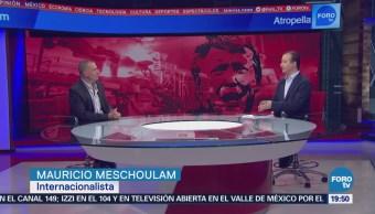 Mauricio Meschoulam, la visita de Jared Kushner y los aranceles de Trump