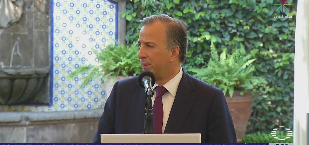 Meade exhorta a Santiago Nieto a presentar denuncias formales por intento de soborno