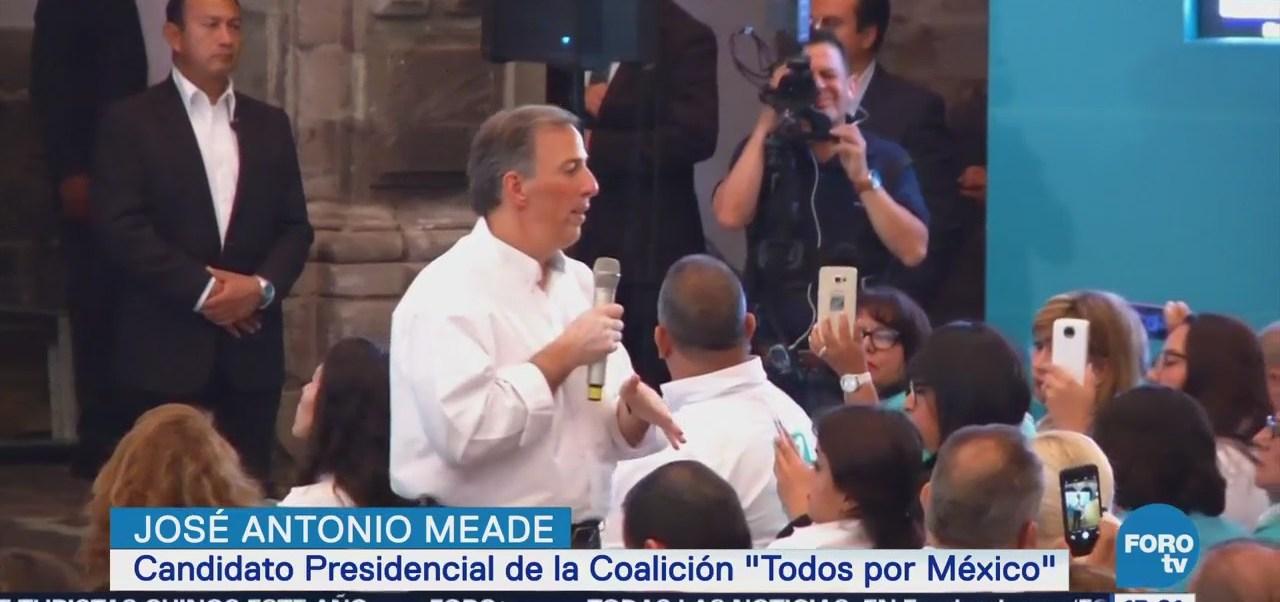 Meade Reúne Candidatos Nueva Alianza