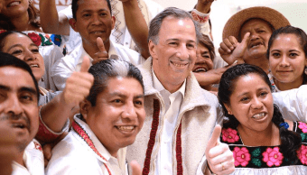 Meade se reúne con líderes indígenas, promete darles voz