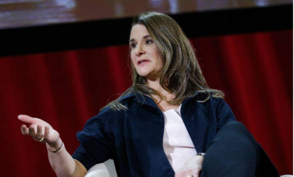 Melinda Gates, preside la fundación que creó con su esposo Bill Gates. (Gettyimages)