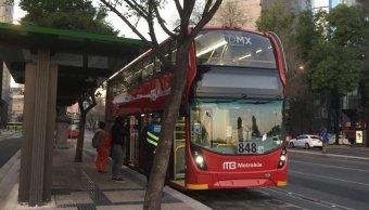 usuarios se quejan servicio metrobus reforma