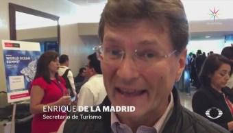 México pedirá información sobre alerta de viaje de EU