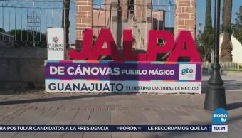 México sobre Ruedas: Jalpa de Cánovas, Guanajuato