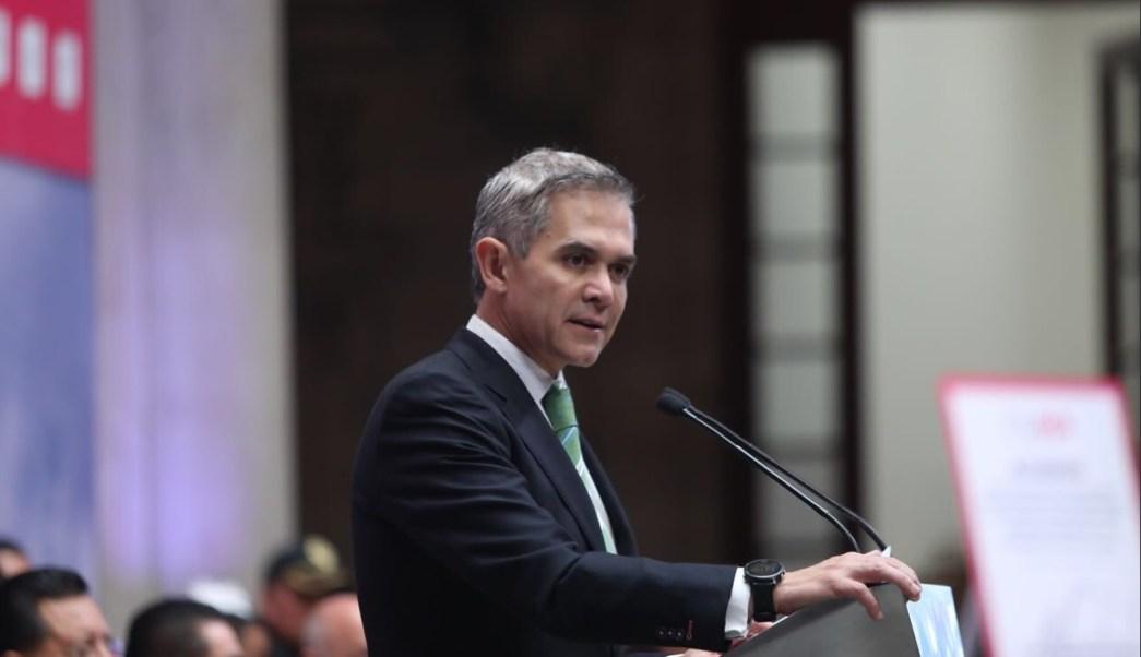 Miguel Ángel Mancera niega acusaciones de Ebrard