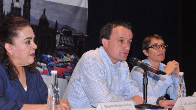 Arriola presentará denuncia contra Sheinbaum por irregularidades en Tlalpan
