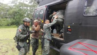 Mueren tres militares ecuatorianos en nuevo ataque en frontera con Colombia