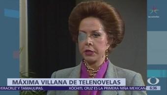 Muere María Rubio, actriz mexicana que será recordada como 'Catalina Creel'