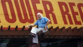 Muere Russ Solomon fundador tiendas Tower Records