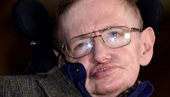Muere el científico británico Stephen Hawking