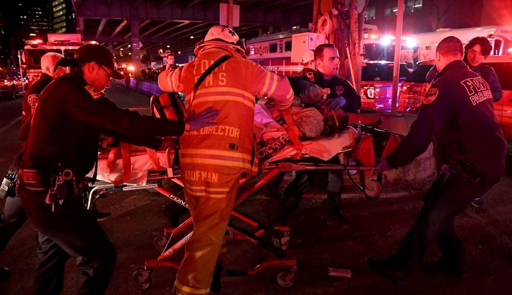 Mueren los tres heridos del accidente de helicóptero en Nueva York