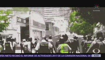Mueren más de 60 reos por motín en prisión de Venezuela