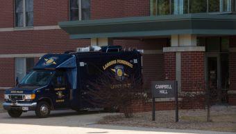 Estudiante mata sus padres Universidad Michigan
