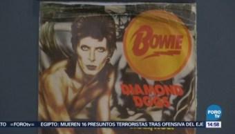 Muestra Sobre David Bowie Nueva York, 500 Artículos
