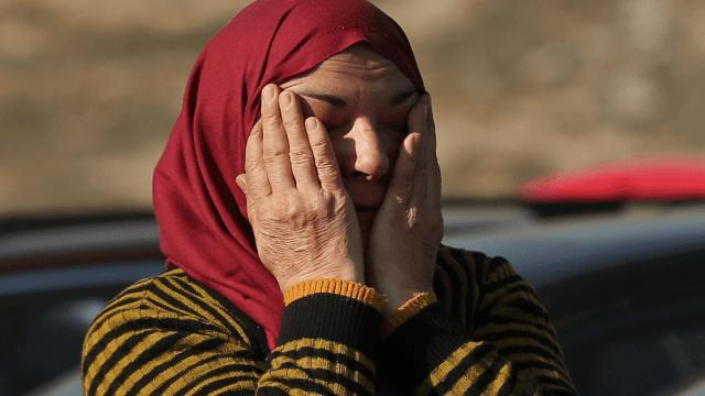 Violencia sexual en Siria, un arma de guerra
