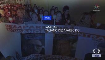 Noticias Italianos Desaparecidos Jalisco