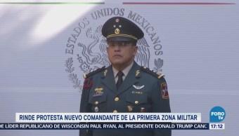 Nombran Nuevo Comandante Primera Zona Militar