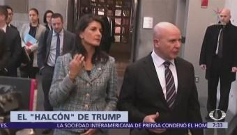 Nuevo despido en el gobierno de Trump: sale McMaster