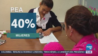 Número de mujeres en el mercado laboral aumenta en enero: INEGI