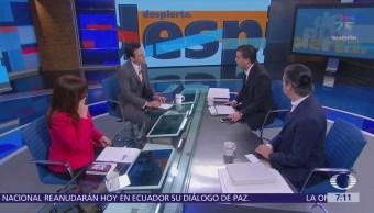 Nuño, Zepeda y Polevnsky analizan en Despierta temas del proceso electoral 2018