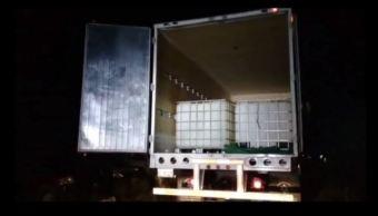 Aseguran 13 mil litros de hidrocarburo robado en Oaxaca