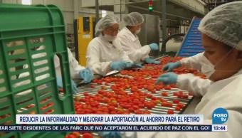Ocde Propone Mejorar estructura Mercado Laboral Pensiones