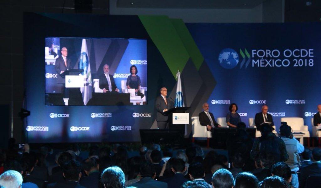 OCDE recomienda a México segunda ola de reformas