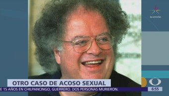 Ópera despide al director James Levine por conducta sexual abusiva