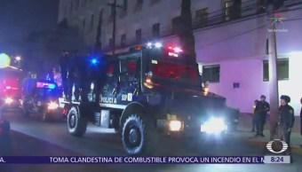 Operativo en la Magdalena Contreras deja 11 detenidos