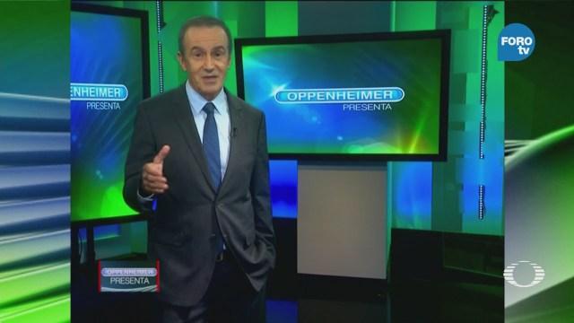 Oppenheimer: programa del 3 de marzo de 2018
