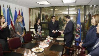Senadores panistas presentan denuncia contra Gobierno Federal ante la OEA