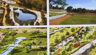 """Mancera propone rescate de 27 hectáreas para construir parque """"La Cañada"""""""