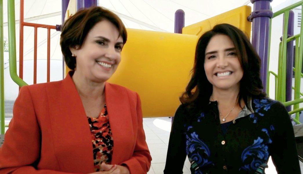 Alejandra Barrales conforma su equipo de campaña