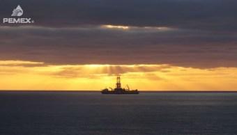 Reservas probadas de México suman seis mil 500 millones de barriles