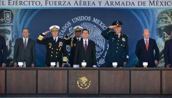 Gobiernos locales y la población pidieron auxilio de Fuerzas Armadas: EPN